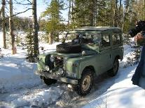 Land Rover Series II-A